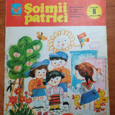 revista soimii patriei august 1981