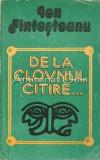 De La Clovnul Citire - Ion Fintesteanu