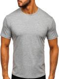 Tricou bărbați gri Bolf 192132