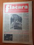 Flacara 19 mai 1977-nadia comaneci a primit marele premiu AIPS,brosteni bistrita
