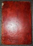 Acatistier - Buzau 1857 (caractere chirilice)