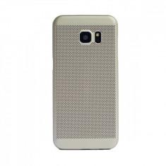 Husa hard Samsung Galaxy S7 Edge Auriu