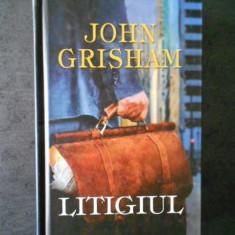 JOHN GRISHAM - LITIGIUL (2012, editie cartonata)