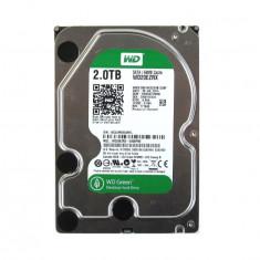 Hard disk WD Green 2TB SATA-III IntelliPower 64MB WD20EZRX