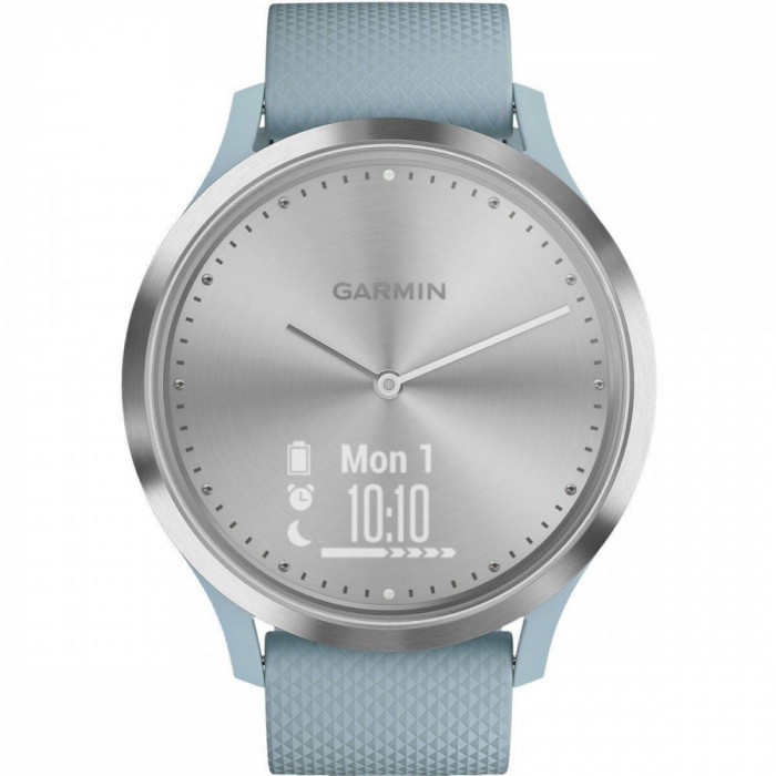 Smartwatch Garmin Vivomove HR Sport Small/Medium Seafoam Silver