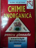 CHIMIE ANORGANICA PENTRU GIMNAZIU-ELENA GOLISTEANU