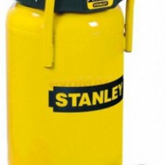 Compresor de aer vertical Stanley STN067 fara ulei, 2 CP, 50 L, 10 BAR