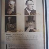 DVD BRAHMS,POULENC,STRAVINSKY SI VERDI - CONCERT SIMFONIC ORCHESTRA LEON BARZIN, Romana