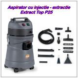 Aspirator cu injectie-extractie pentru covoare si tapiterii Extract Top P25