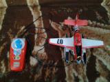 Disney Planes Dusty + telecomanda jucarie copii 17 cm