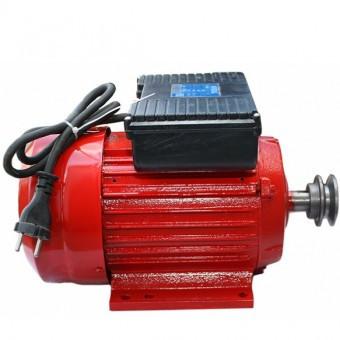 Motor electric monofazat Troian 3 kW, 3000 rpm foto