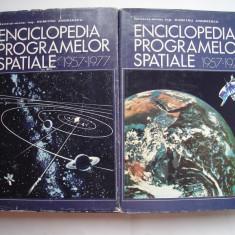 Enciclopedia programelor spatiale (vol. I-II) - Dumitru Andreescu