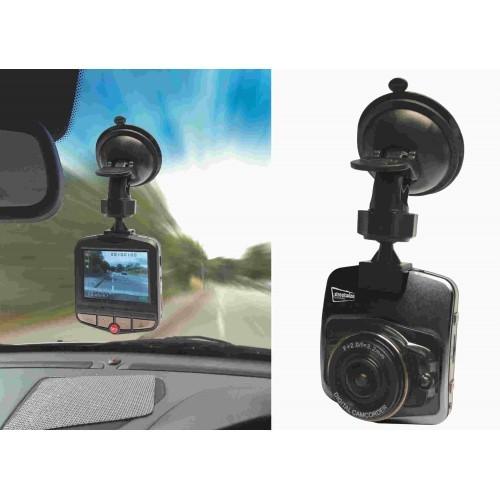 Camera video auto, Camera bord HD cu display 2.2 inch, Senzor soc, auto focus, vedere noapte, hdmi Kft Auto