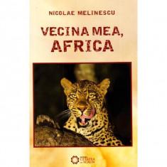 Vecina mea, Africa | Nicolae Melinescu