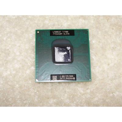 procesor laptop intel Core 1.80GHZ foto