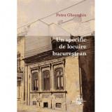 Un specific de locuire bucurestean Bucuresti interbelic case vechi 100 ill. RARA