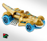 T-rextroyer hot wheels 1/5 dino riders 2021, 1:64