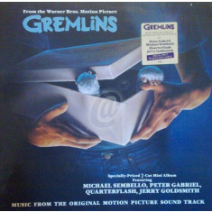 Gremlins Music From The Original Motion Picture Sound Track (Vinil)