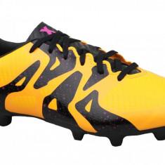 Ghete de fotbal adidas X 15.3 FG/AG J S74637 pentru Copii