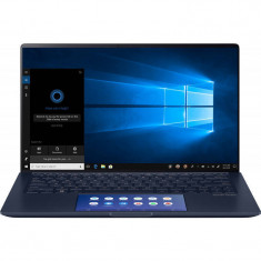 Laptop Asus ZenBook 13 UX334FAC-A4023T 13.3 inch FHD Intel Core i5-10210U 8GB DDR3 512GB SSD Windows 10 Home Royal Blue