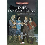 Dupa douazeci de ani, Alexandre Dumas