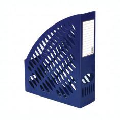 Suport dosar plastic Forpus 30202 albastru