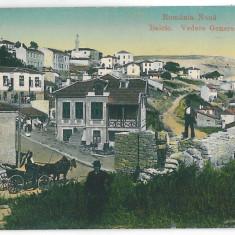 4413 - BALCIC, Dobrogea, Romania - old postcard - used - 1917, Circulata, Printata