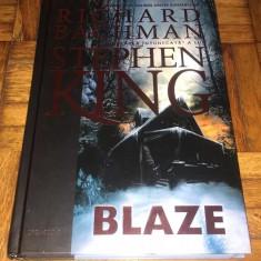 Stephen King - Blaze (noua)