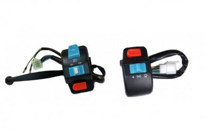 Comenzi lumini GY6 50-150 (B09)-scuter mediu roata 12 Cod Produs: MX_NEW MXC17014 foto
