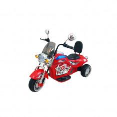 Motocicleta cu acumulator Alexis BabyMix VEBM-2, Multicolor