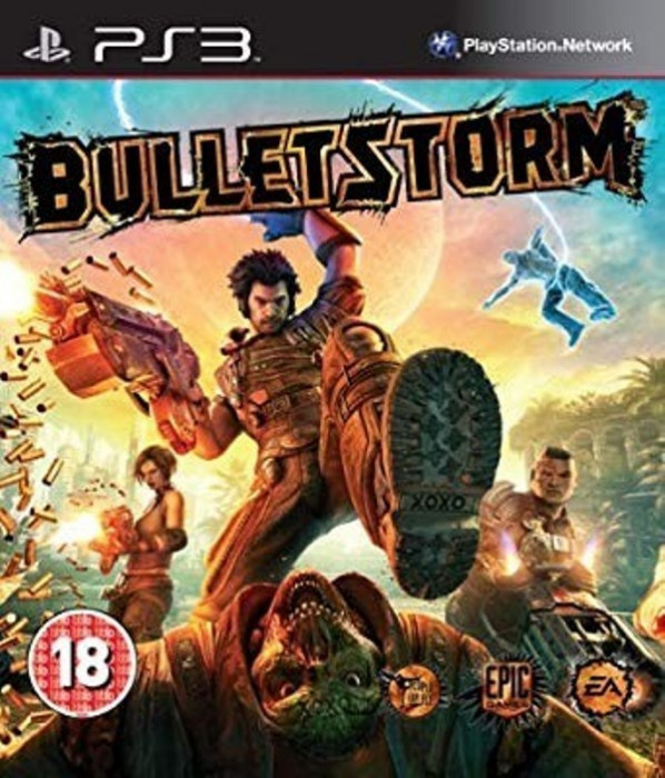 Joc PS3 Bulletstorm