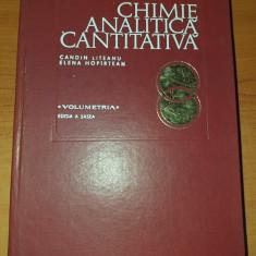 AS - LITEANU CANDIN - CHIMIE ANALITICA CANTITATIVA