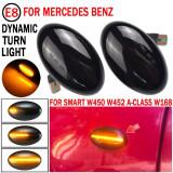 Cumpara ieftin Semnalizari dinamice Mercedes W450 &W452,W168,W415,W639,W447, Mercedes-benz, Autospeed