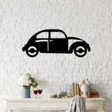 Cumpara ieftin Decoratiune pentru perete, Ocean, metal 100 procente, 49 x 49 cm, 874OCN1046, Negru