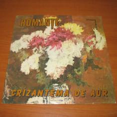 """Crizantema de Aur 2LP (disc vinil 12"""" LP vinyl pickup)"""