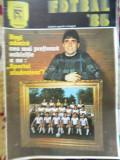 Revista fotbal - 1986
