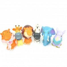 Set 6 figurine animale Madagascar