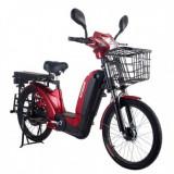 Bicicleta electrica 350 W, autonomie 40 km, Z-Tech ZT 61