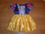 Costum carnaval serbare alba ca zapada pentru copii de 2-3-4 ani, Din imagine