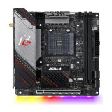 Placa de baza Asrock X570 Phantom Gaming-ITX/TB3 AMD AM4 mITX