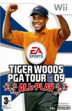 Tiger Woods Pga Tour 09 All Play Nintendo Wii