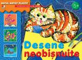 Desene neobișnuite. Activități pentru copii de la 5 la 9 ani. Micul artist plastic