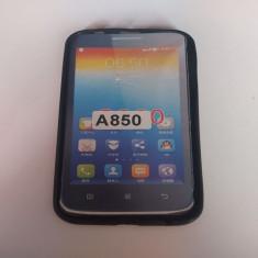 Husa Lenovo A850 silicon negru