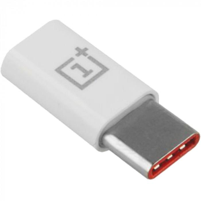 Adaptor USB Type C Alb