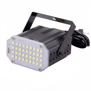 Mini proiector Room Strobe, 24 x LED, functie stroboscop