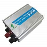 Invertor auto 500W Chaomin, 12V, clestisori, sinusoida modificata