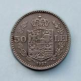 ROMANIA  -  50 Lei 1937