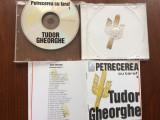 Tudor gheorghe petrecerea cu taraf 1 cd disc muzica populara folclor folk 2002