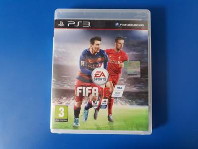 FIFA 16 - joc PS3 (Playstation 3) foto