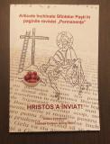HRISTOS A INVIAT! - ARTICOLE INCHINATE SFINTELOR PASTI IN REVISTA PERMANENTE